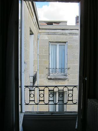 Hôtel Continental by HappyCulture : View from Room Hotel Continental