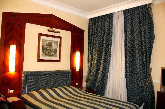 Hotel Ludovisi Palace: Номер