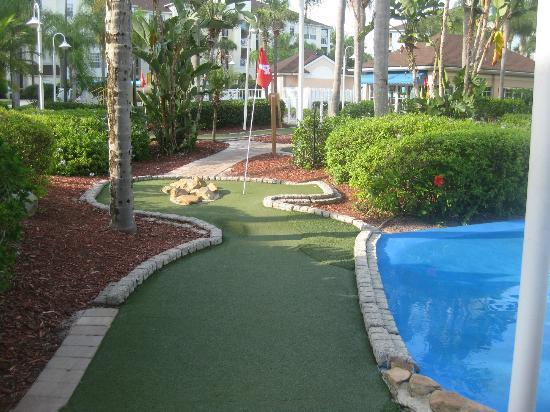 Grande Villas Resort: Putt Putt Course