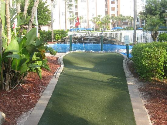 Grande Villas Resort : Putt Putt Course