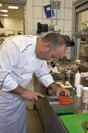 Elea Estate Restaurant: Chef John
