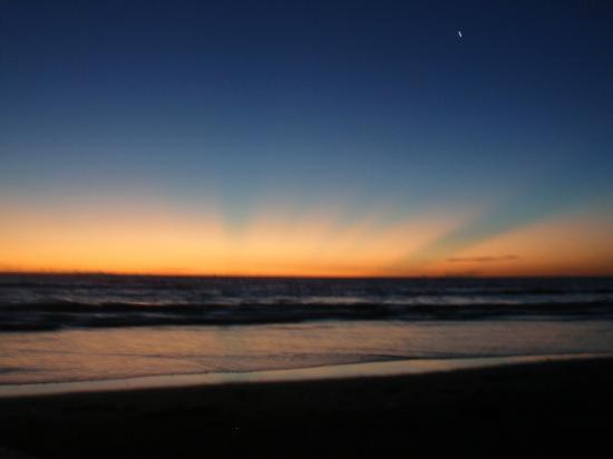 Nosy Be Hotel : tramonto