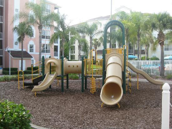Grande Villas Resort : Playground