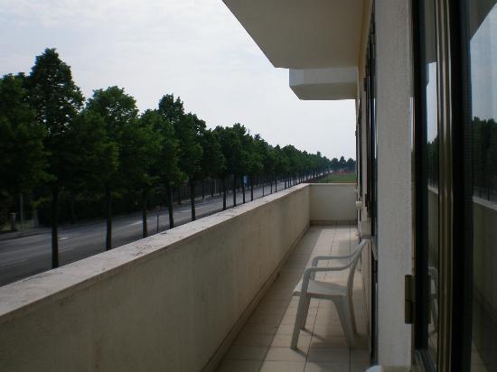 Hotel Restaurant Sporting: Panorama - 2