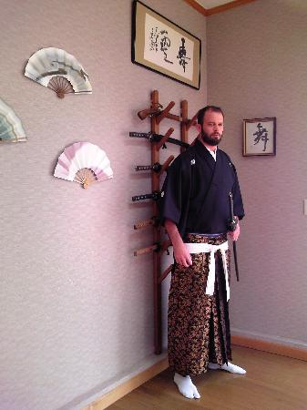Samurai Kembu