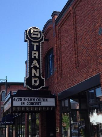 Strand Theater: The Strand