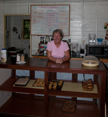 Miss Goodies: Delicious food and friendly service