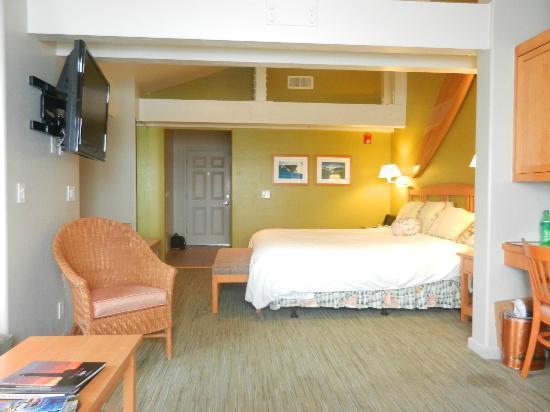Cypress Inn on Miramar Beach: room view