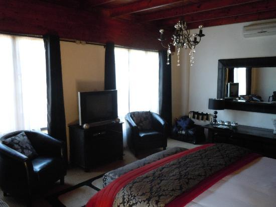 Ama Zulu Guesthouse: Chambre