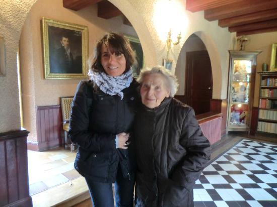 Chateau du Bosc: La descendante guide