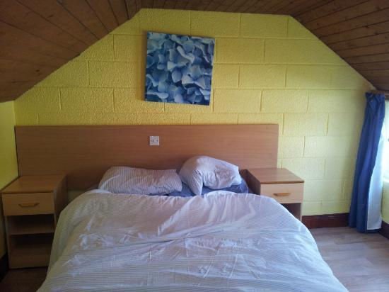Trabolgan Holiday Village: Upstairs bedroom double