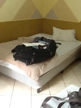 Apartamentos Las Torres: La chambre n°5