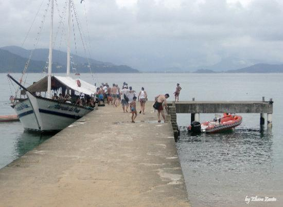 Ilha Anchieta State Park: A Volta