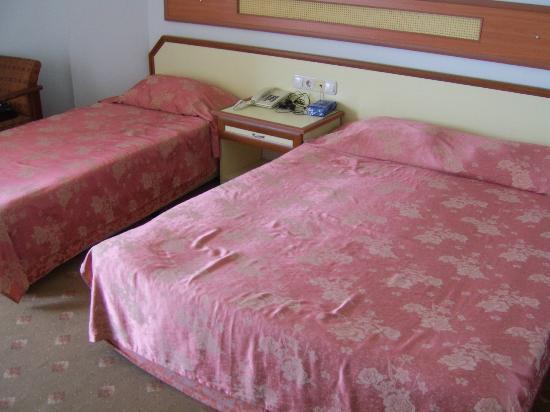 Kleopatra Beach Hotel: Room