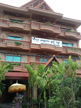 Gloria Angkor Hotel: Hotel