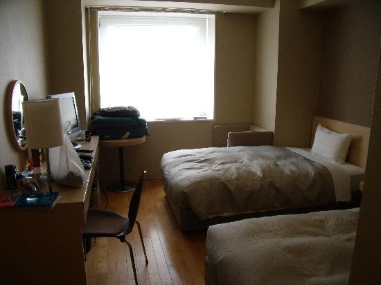 Library Hotel Higashi - Nibancho: Bedroom