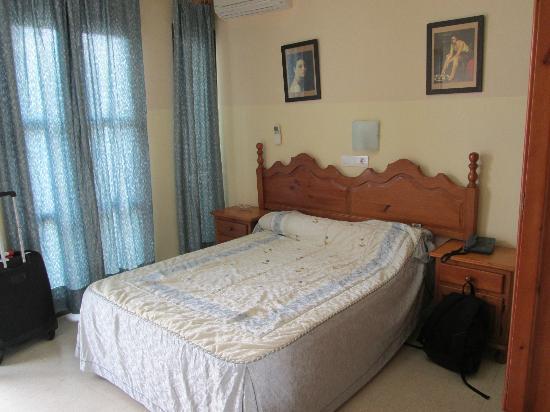 Hotel Gonzalez: camera primo piano