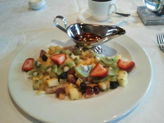 Hotel Quintessence: Yummy breakfast