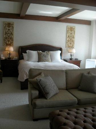 Hotel Quintessence: Comfortable room