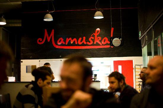 Photo of Polish Restaurant Mamuska! at 16 Elephant And Castle, London SE1 6TH, United Kingdom