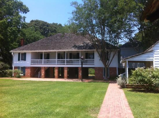 Alexandria, Λουιζιάνα: Kent House Plantation