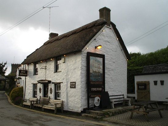 The Old Albion , Crantock