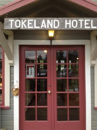 Tokeland Hotel: hidden treasure