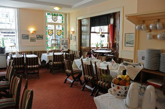 Boppard Hotel Ohm Patt: Breakfast room