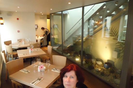 The Ship Inn: Rear of restaurant