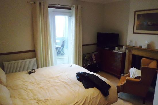 The Ship Inn: Bedroom