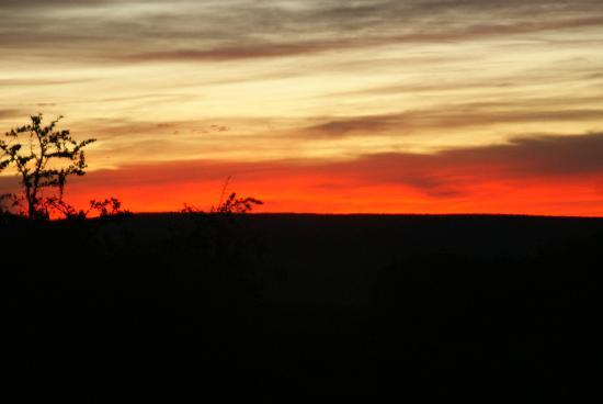 Bucklands Private Game Reserve: Sunset