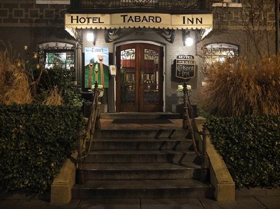 Tabard Inn: Ingresso