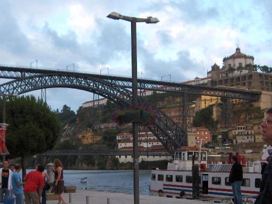 Restaurante Avo Maria: at nearing sunset
