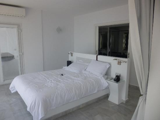Ενοικιαζόμενα Διαμερίσματα Αναστάσης: la chambre