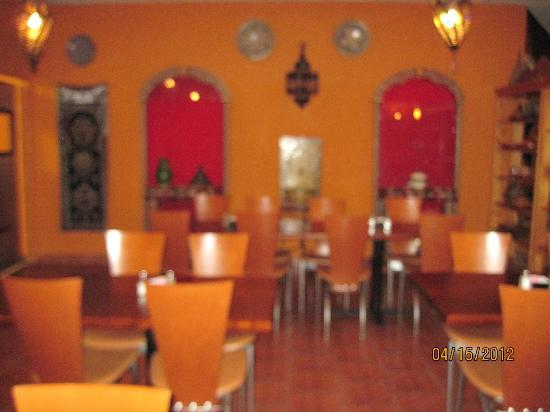 Kasbah Grill: Dining Area