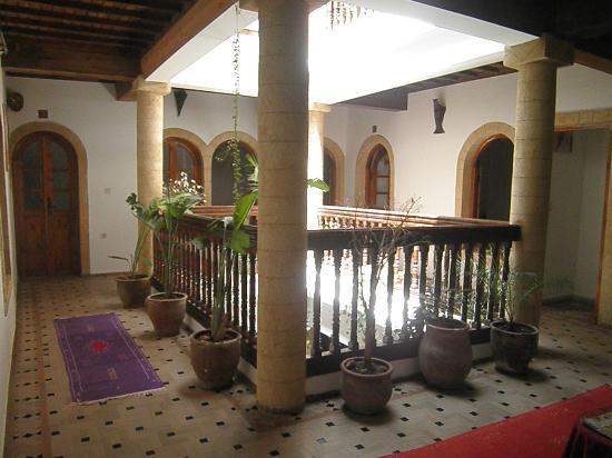 Hotel Riad Nakhla: Vista desde la habitación