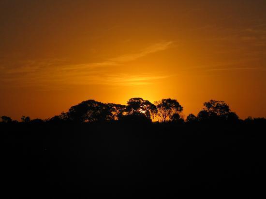 Henderson Park Farm Retreat: Evening at the retreat