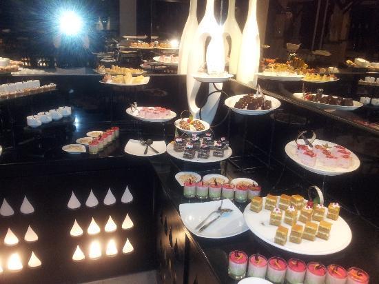 Waikkal, Sri Lanka: Dessert Room