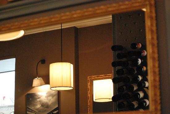 Ristorante Bottega Montecitorio: ambiente raffinato ed elegante