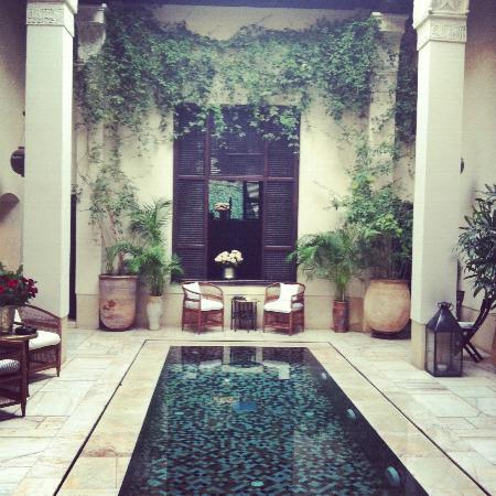 Riad Dixneuf La Ksour : Amazing decoration and style