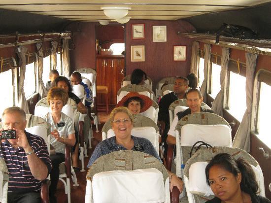 Madarail: All aboard