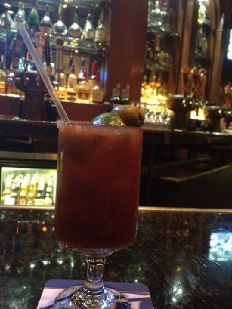 Cool River Cafe - Dallas: Amazing bloody Mary by Jarod!