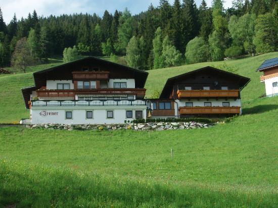 Bergbauernhof Irxner: Erster Anblick der Unterkunft