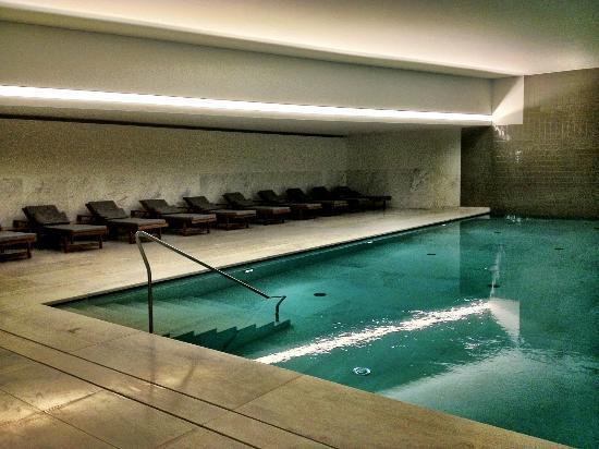 Vidago Palace Hotel: Piscina interior