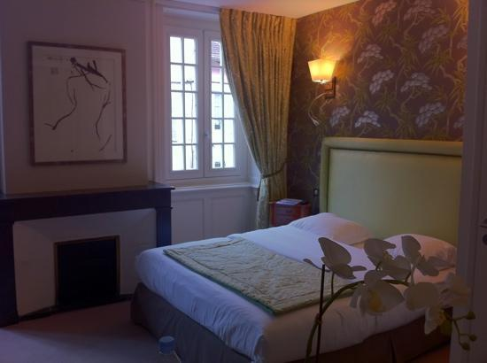2 Chambres Communicantes Photo De Hotel Le Griffon D 39 Or