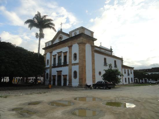 First Church of Our Lady of the Remedies: Igreja Matriz de Nossa Senhora dos Remédios