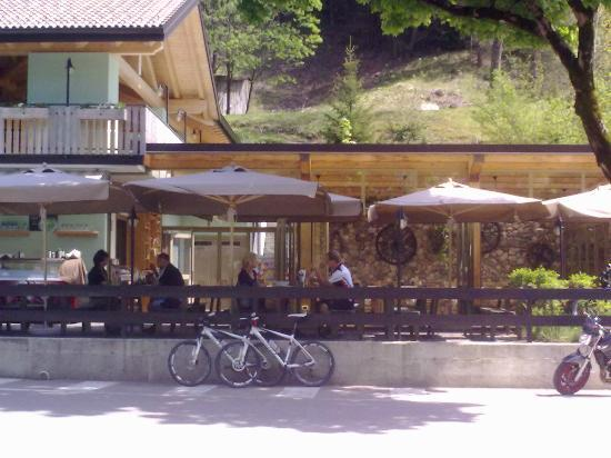 Molina di Ledro, Itália: ESTERNO