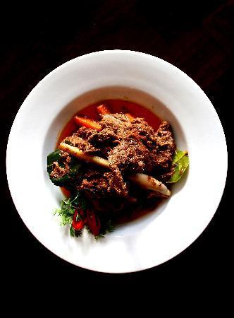 Ning: Beef Rendang