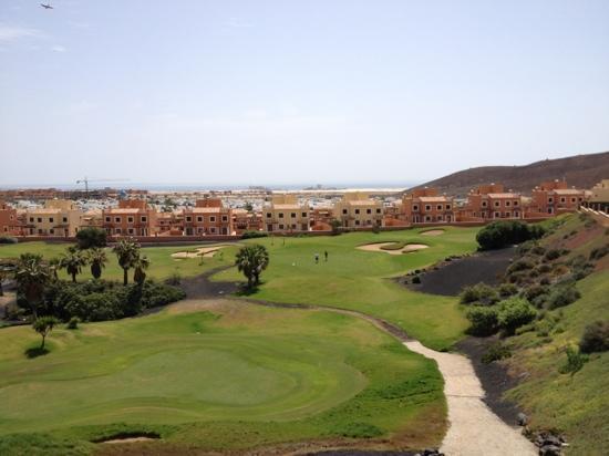 Mirador de Lobos Golf Resort : vue du parcours