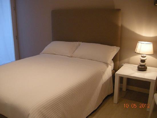 Casa Viola: camera da letto